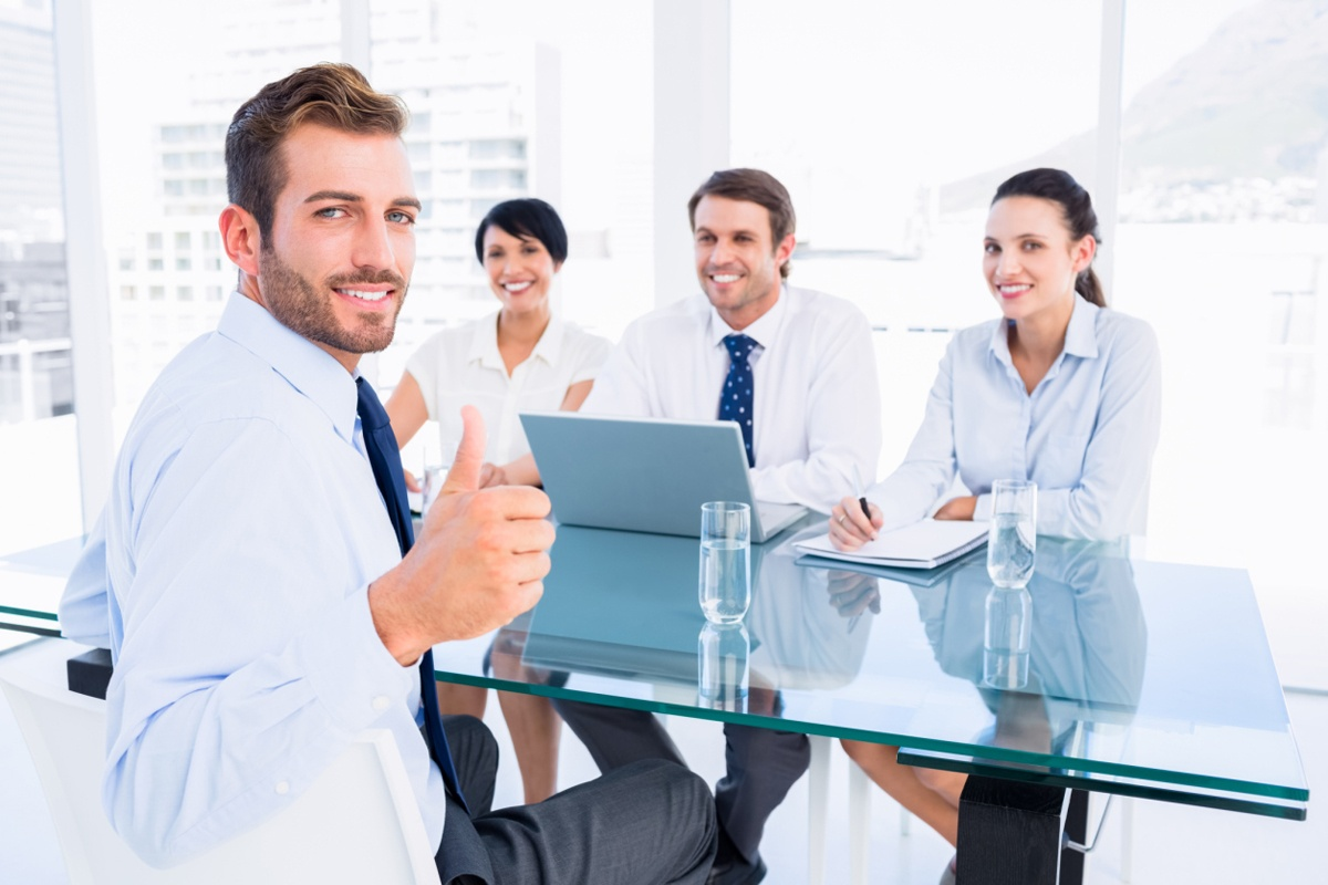 successful human resources job interview
